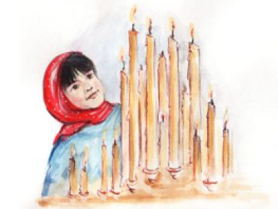 Holy Archangel Candles